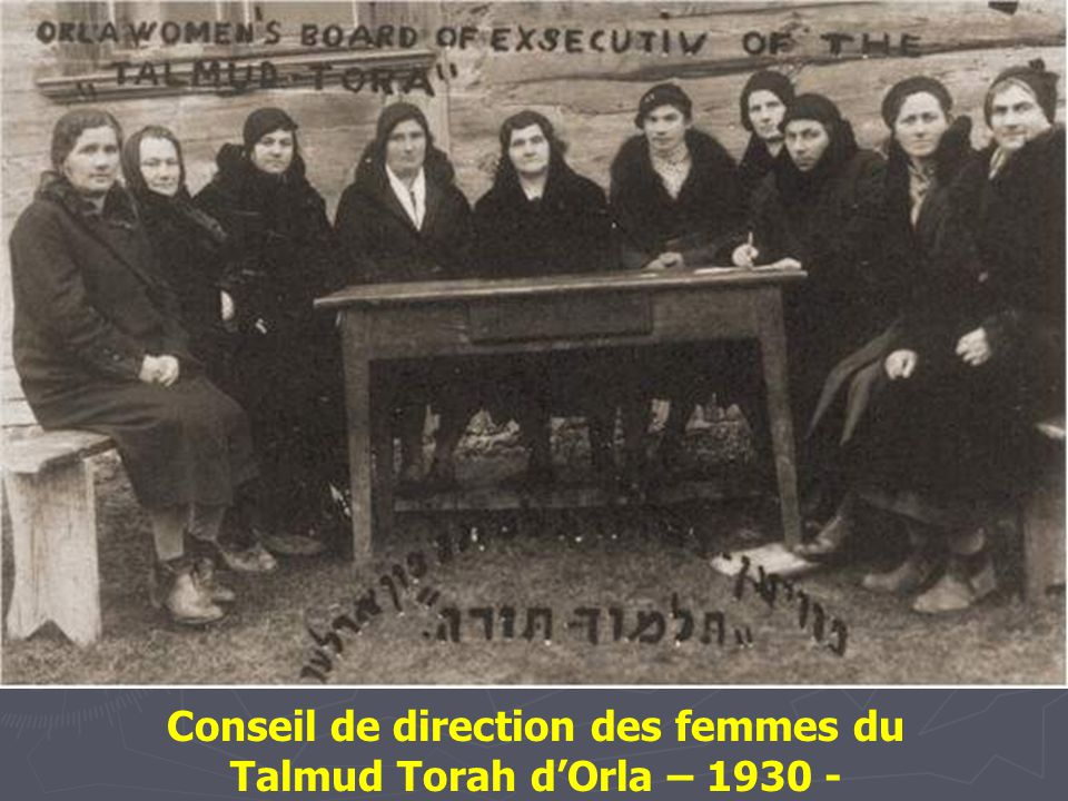 Conseil de direction des femmes du