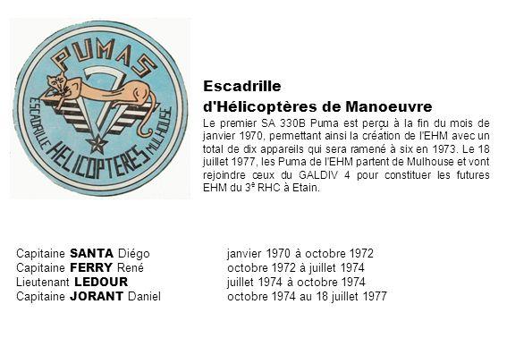 d Hélicoptères de Manoeuvre