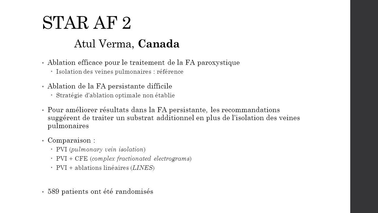 STAR AF 2 Atul Verma, Canada