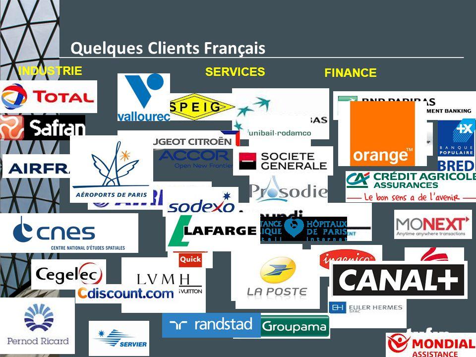Quelques Clients Français
