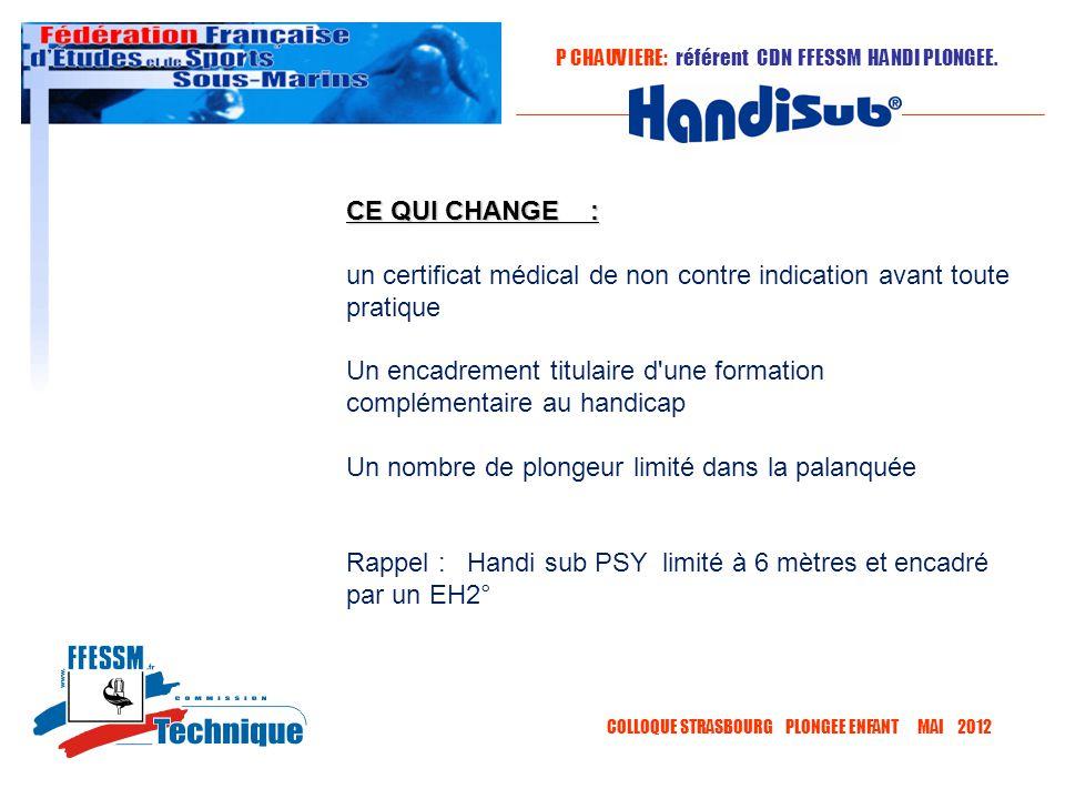 un certificat médical de non contre indication avant toute pratique