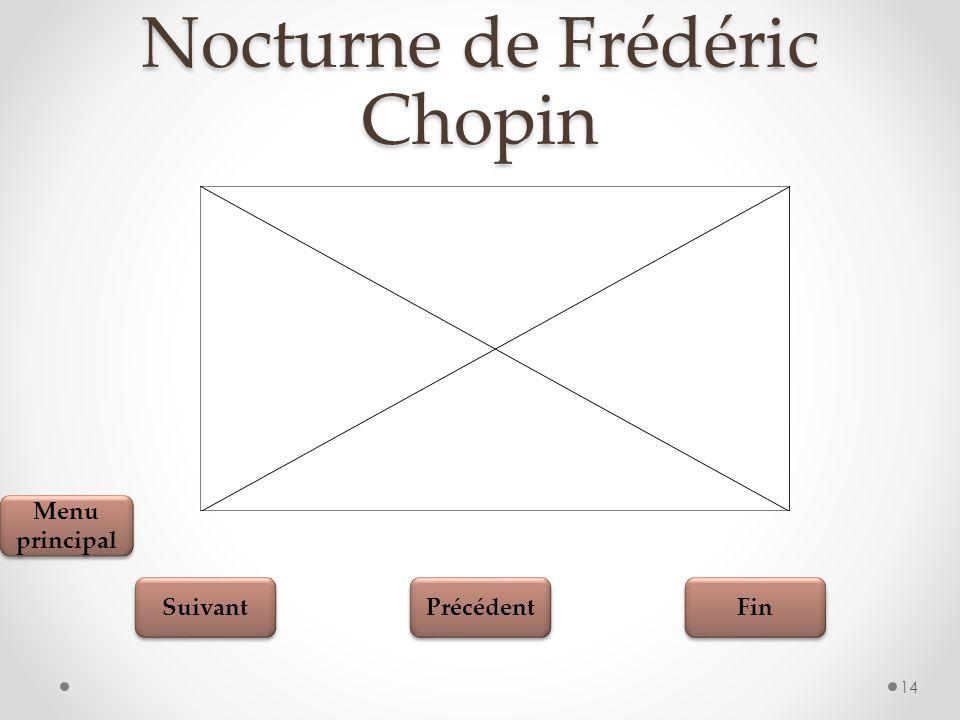 Nocturne de Frédéric Chopin