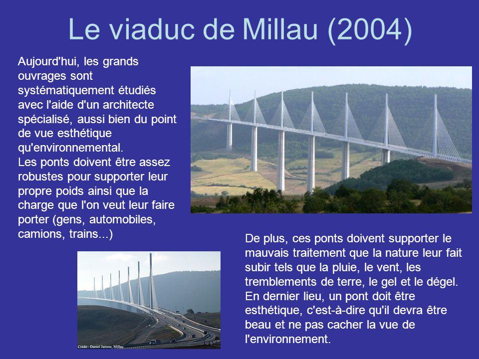 Le viaduc de Millau (2004)