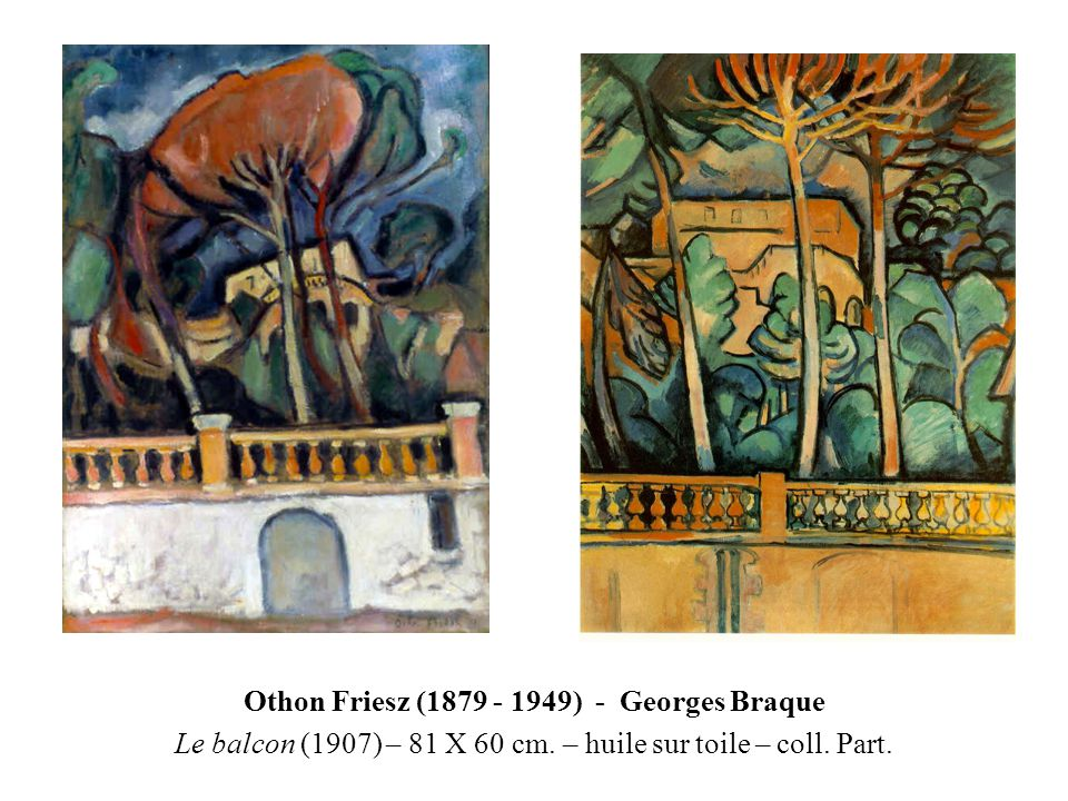 Othon Friesz (1879 - 1949) - Georges Braque