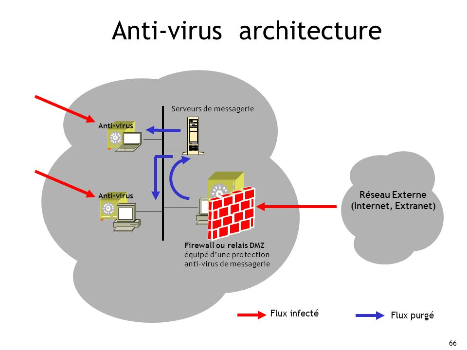 Anti-virus architecture
