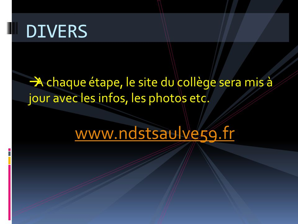DIVERS www.ndstsaulve59.fr