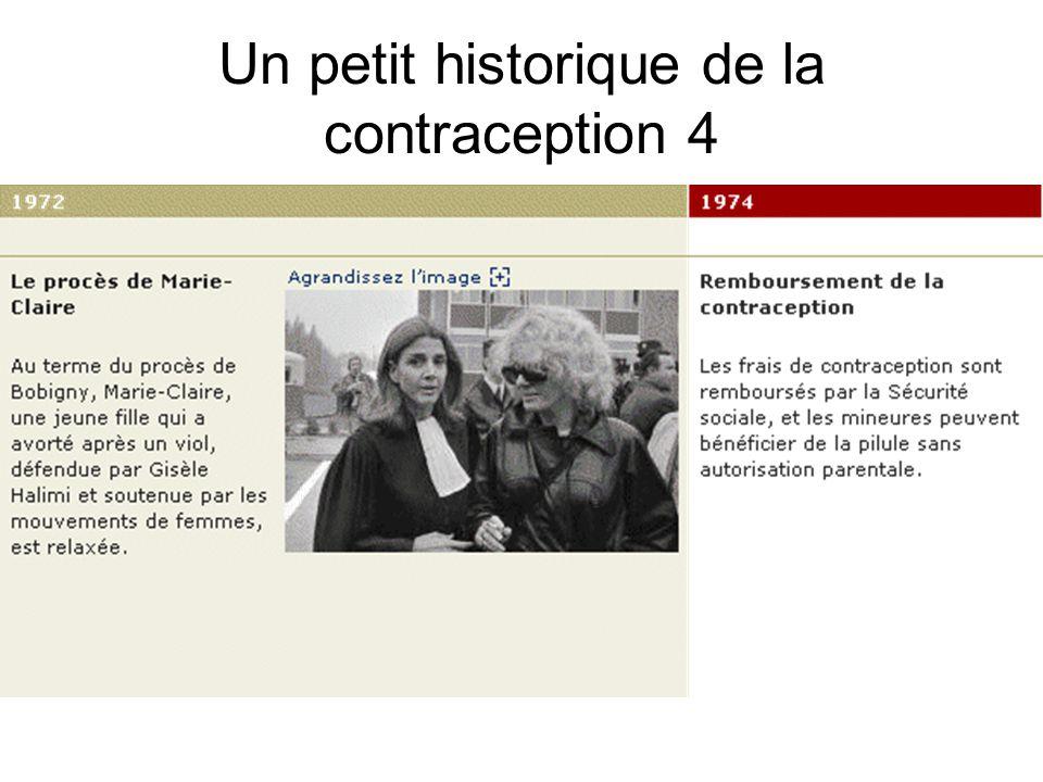 Un petit historique de la contraception 4