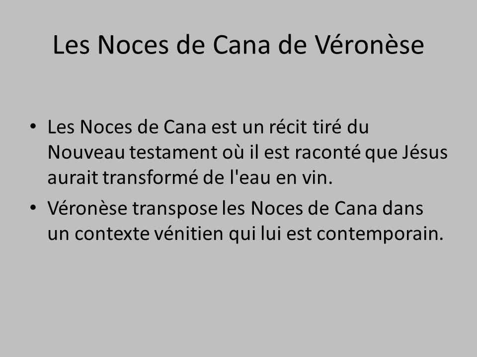 Les Noces de Cana de Véronèse