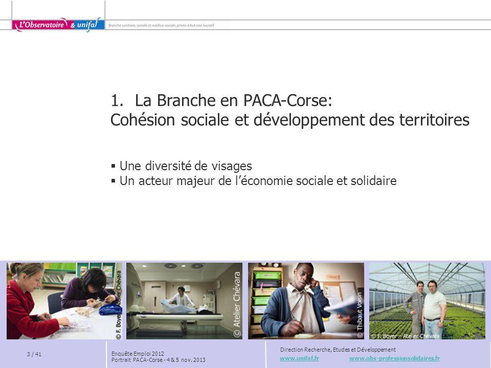 La Branche en PACA-Corse:
