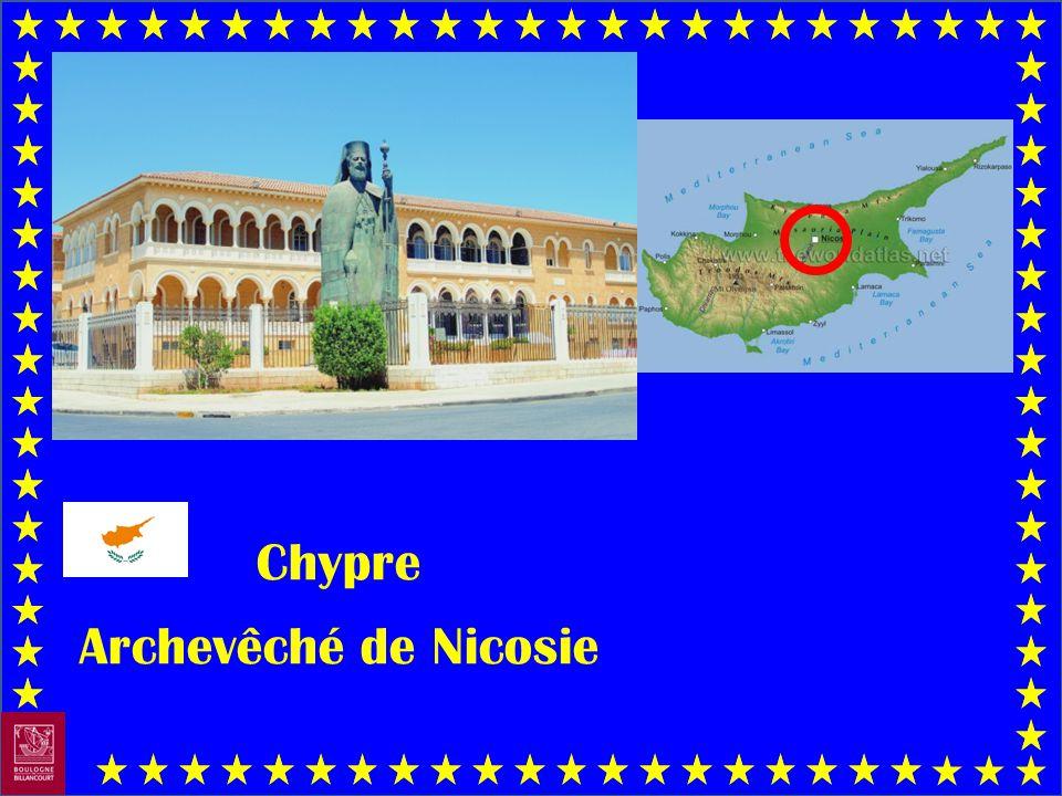 Chypre Archevêché de Nicosie