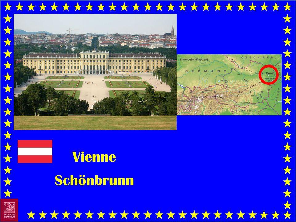 Vienne Schönbrunn