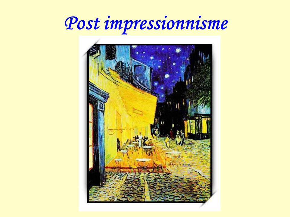Post impressionnisme