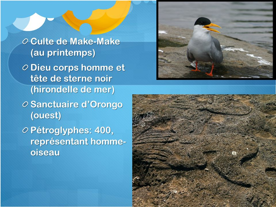 Culte de Make-Make (au printemps)