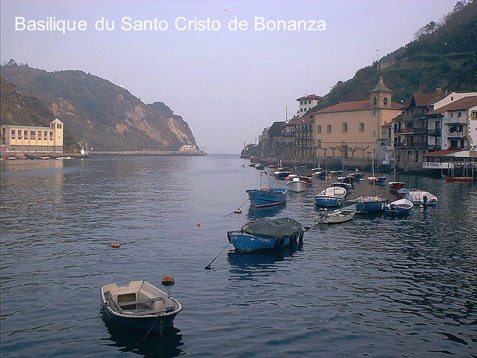 Basilique du Santo Cristo de Bonanza
