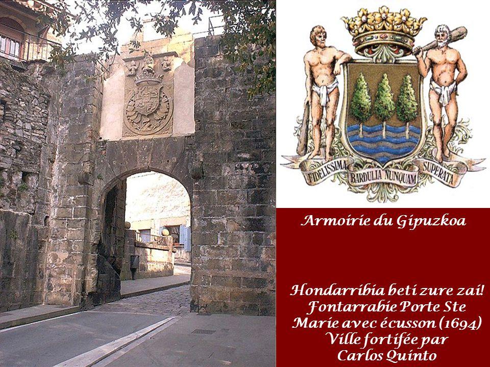 le Gipuzkoa (Espagne) et Lapurdi (France) .