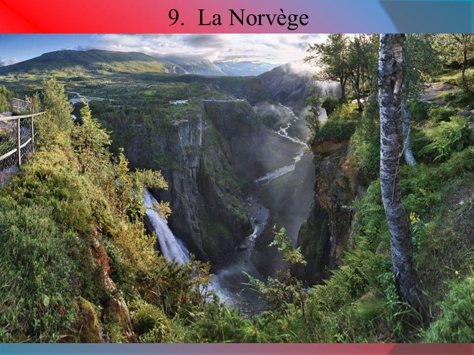 9. La Norvège