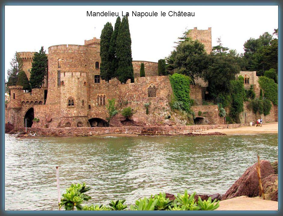 Mandelieu La Napoule le Château