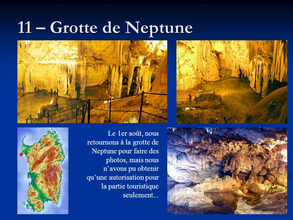 11 – Grotte de Neptune