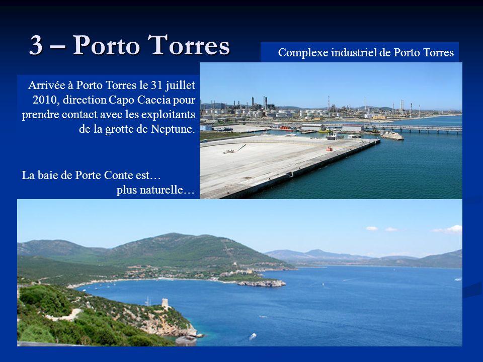 3 – Porto Torres Complexe industriel de Porto Torres
