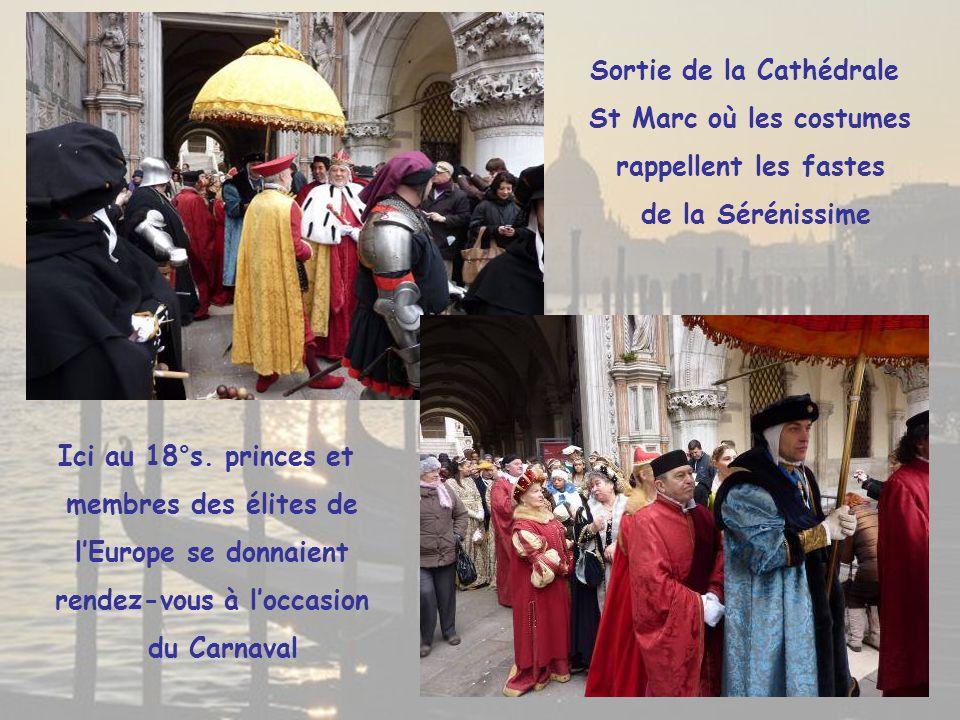 Sortie de la Cathédrale rendez-vous à l'occasion