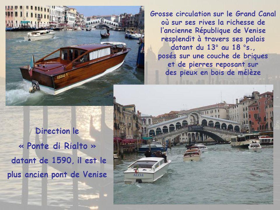 plus ancien pont de Venise