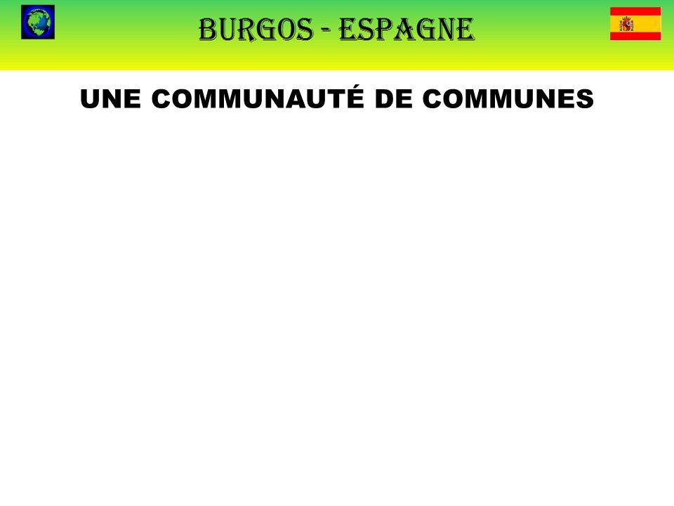 UNE COMMUNAUTÉ DE COMMUNES
