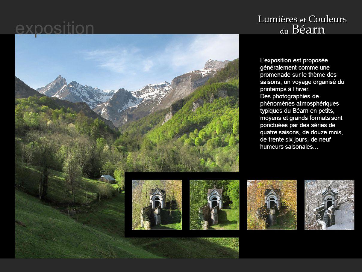 exposition Lumières et Couleurs du Béarn