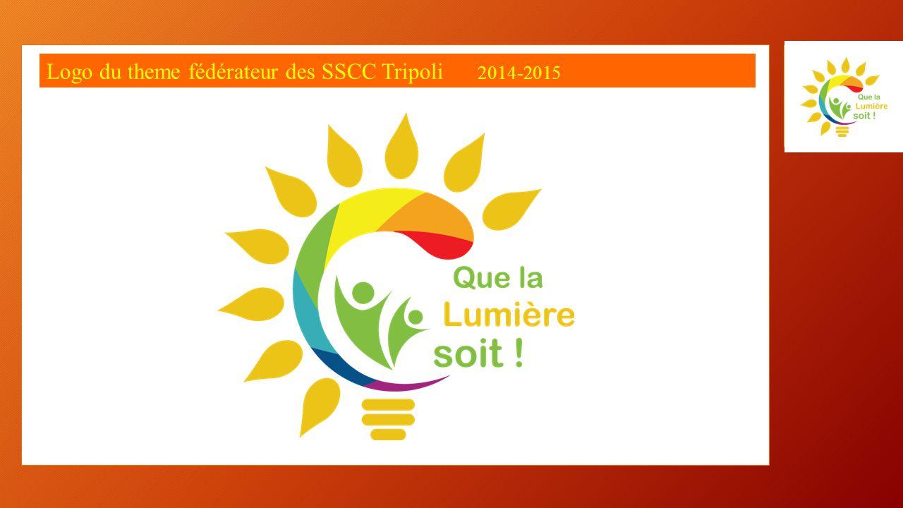 Logo du theme fédérateur des SSCC Tripoli 2014-2015