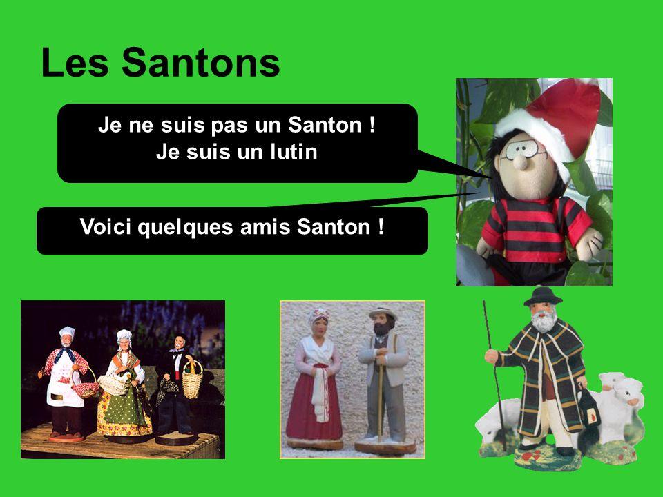 Voici quelques amis Santon !