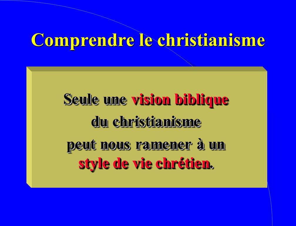 Comprendre le christianisme