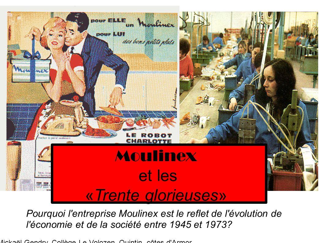Moulinex et les «Trente glorieuses»