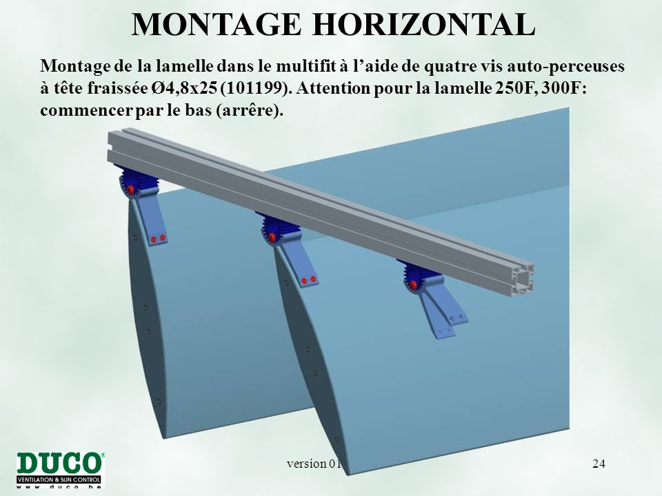 MONTAGE HORIZONTAL