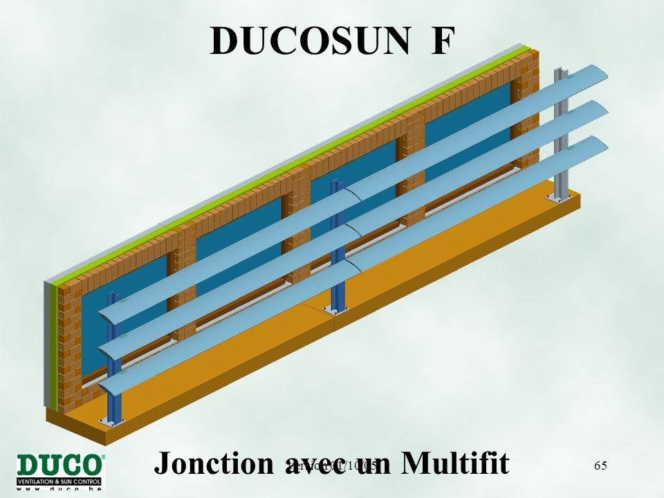 Jonction avec un Multifit