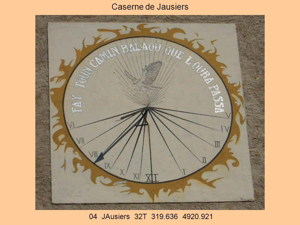 Caserne de Jausiers 04 JAusiers 32T 319.636 4920.921
