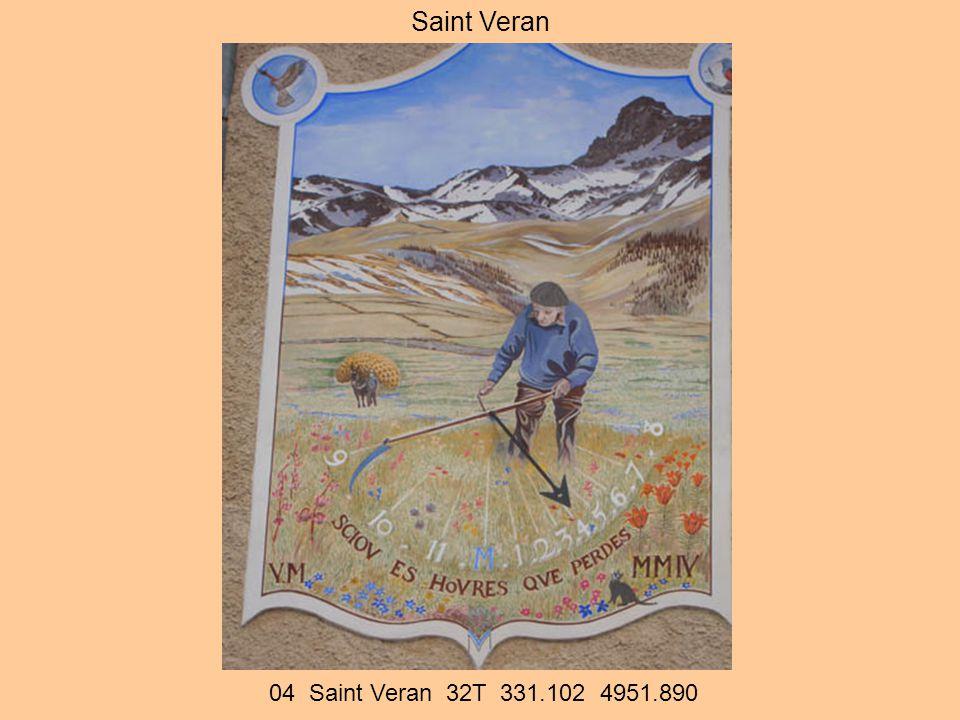 Saint Veran 04 Saint Veran 32T 331.102 4951.890
