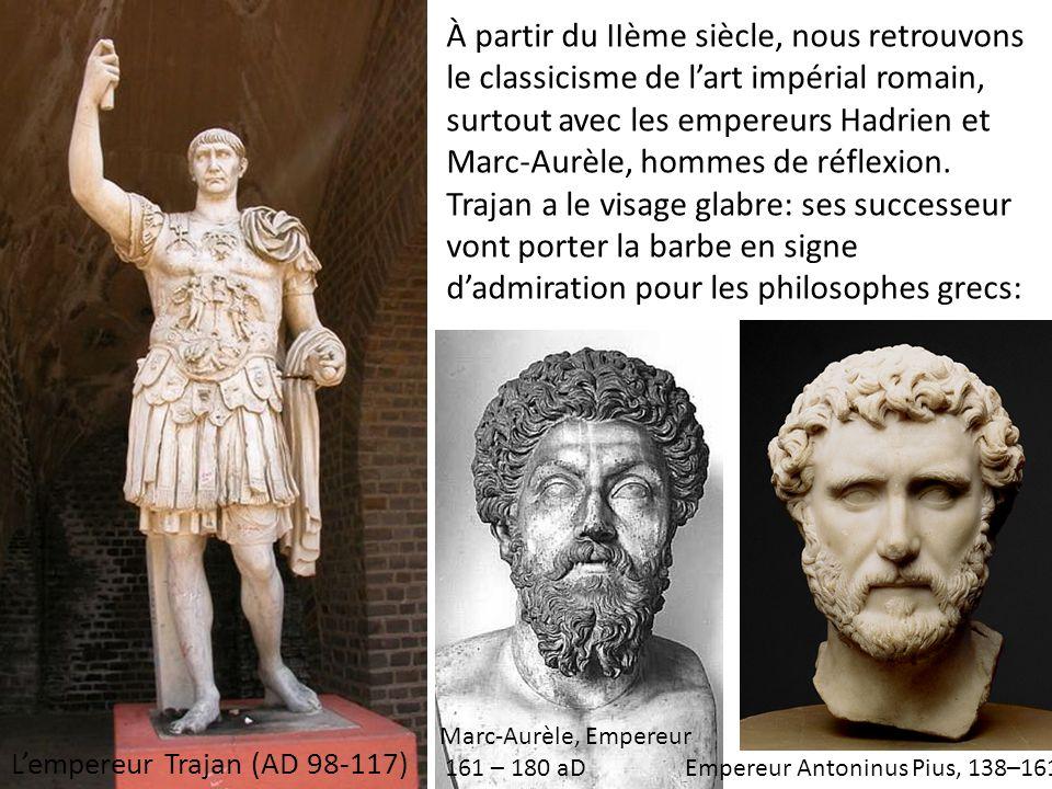 L'empereur Trajan (AD 98-117)