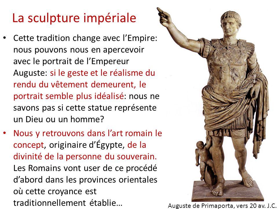 La sculpture impériale
