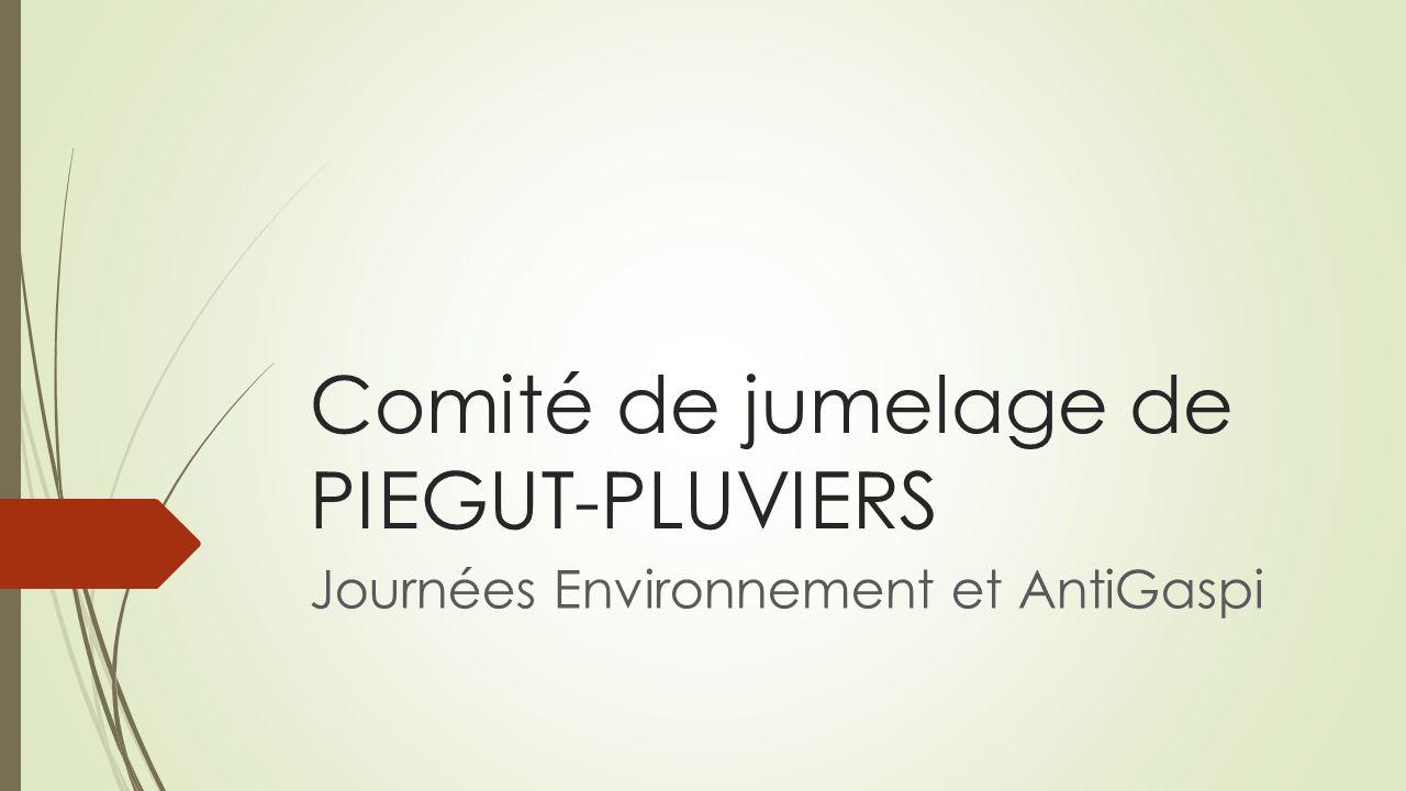 Comité de jumelage de PIEGUT-PLUVIERS