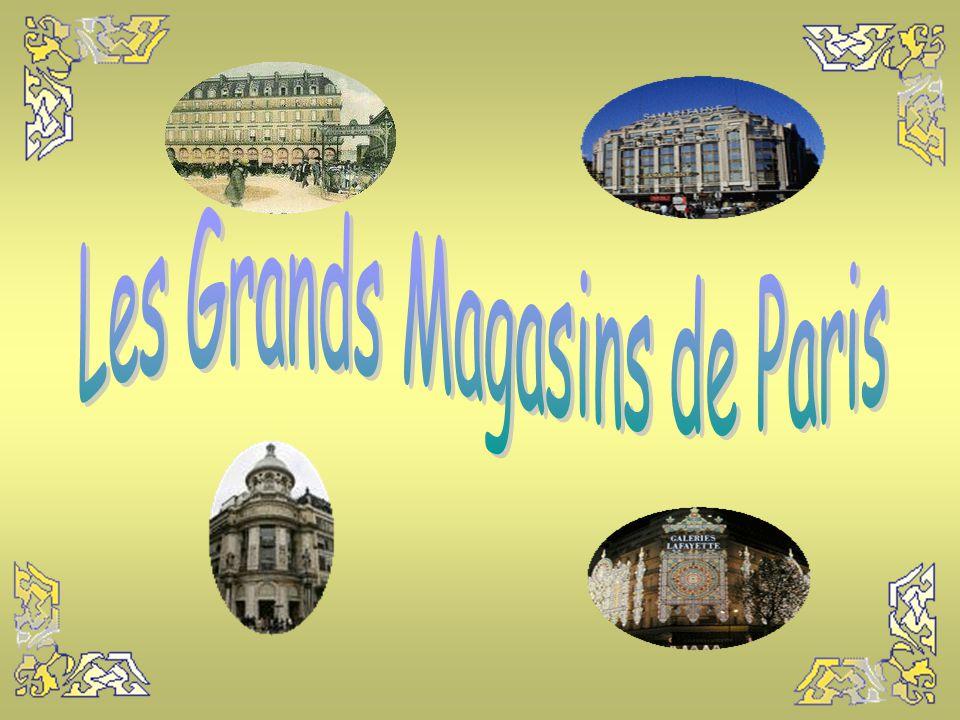 Les Grands Magasins de Paris