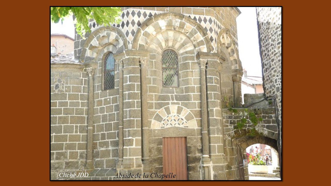 Cliché JDD Abside de la Chapelle