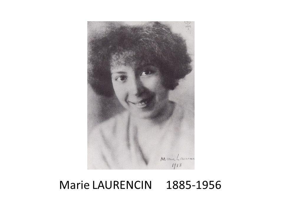 Marie LAURENCIN 1885-1956