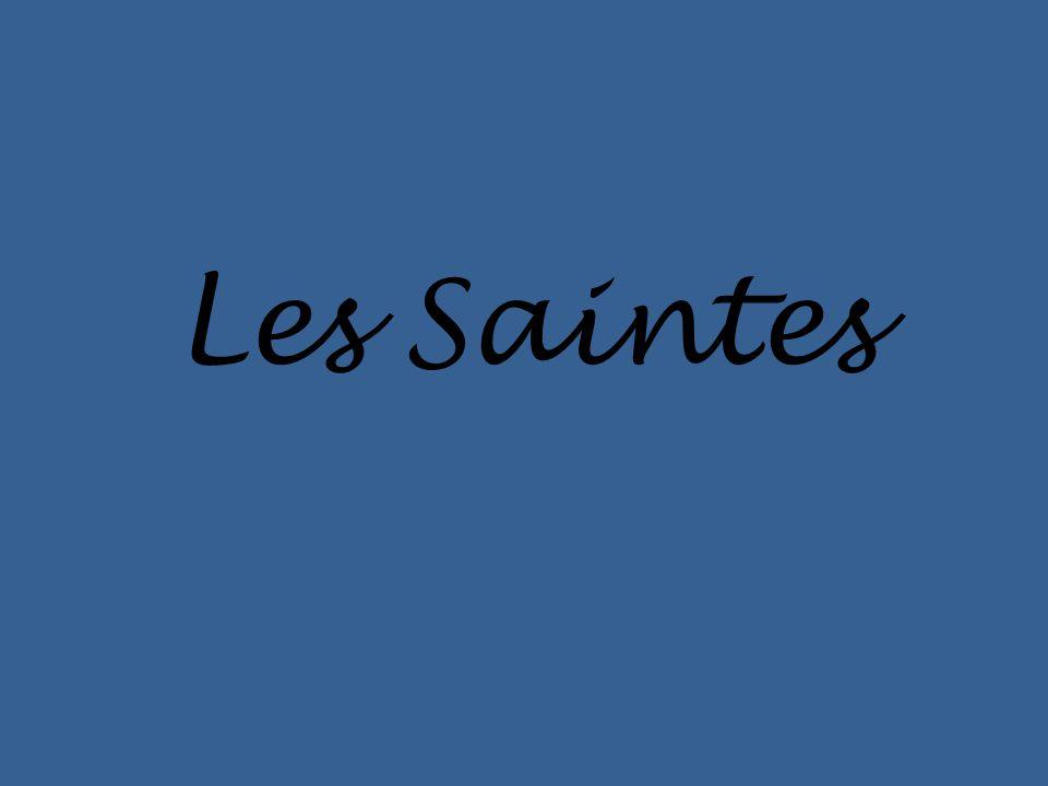 Les Saintes