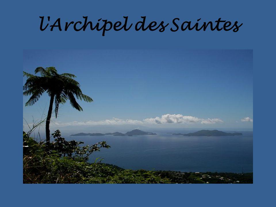 l Archipel des Saintes