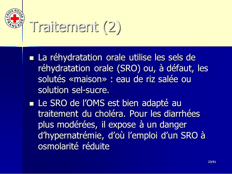 Traitement (2)