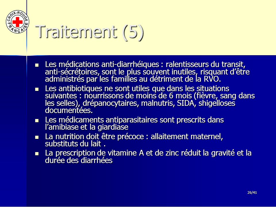 Traitement (5)