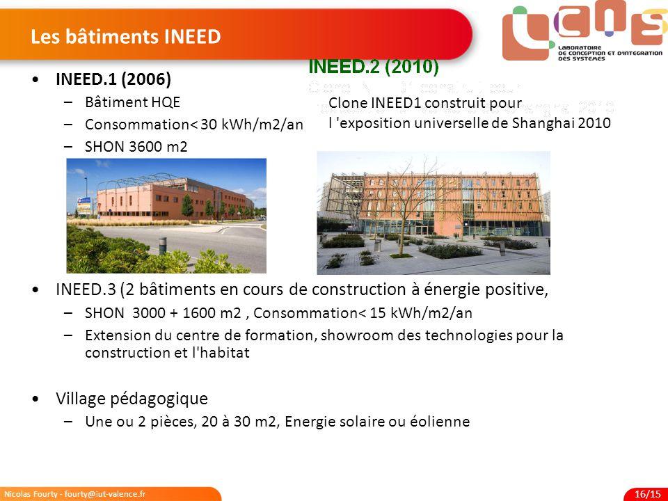 Les bâtiments INEED INEED.1 (2006)
