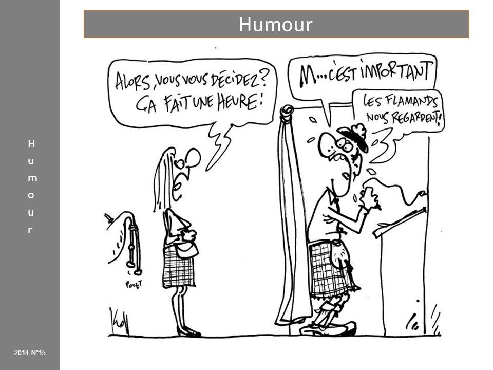 Humour Humour 2014 N°15