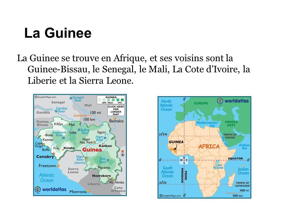 La Guinee
