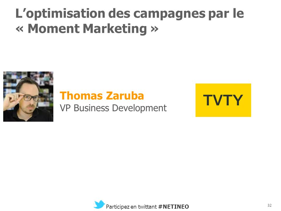 L'optimisation des campagnes par le « Moment Marketing »