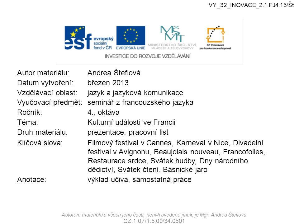 VY_32_INOVACE_2.1.FJr.01/Št VY_32_INOVACE_2.1.FJ4.15/Št.